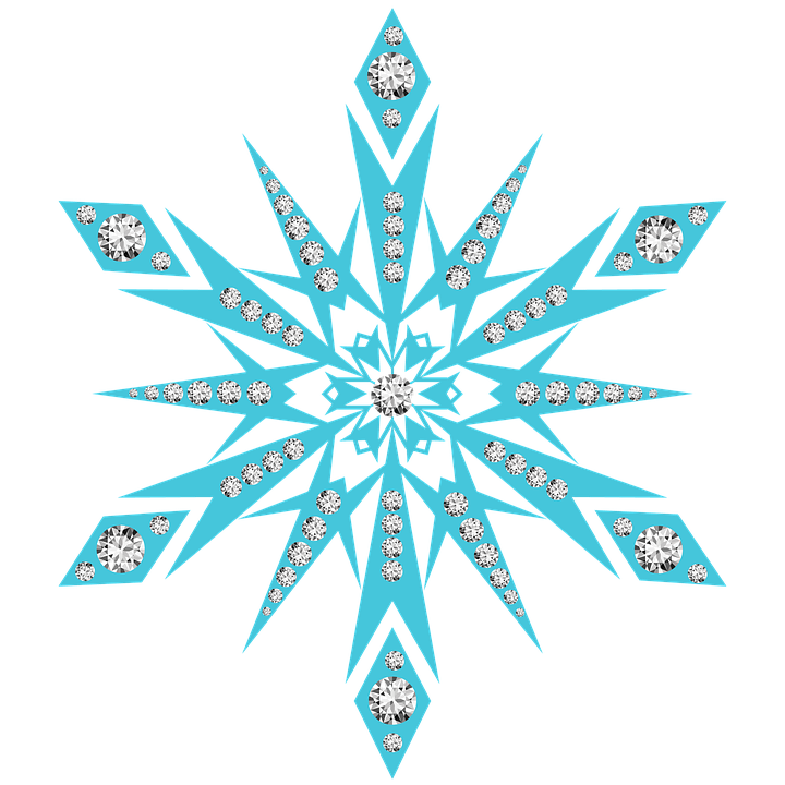 Clipart snowflake graphic svg black and white download Snowflake Shape Cliparts#3952035 - Shop of Clipart Library svg black and white download