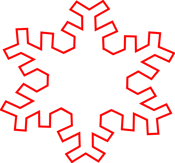 Printable snowflake clipart banner transparent Snowflake Clipart – Gclipart.com banner transparent