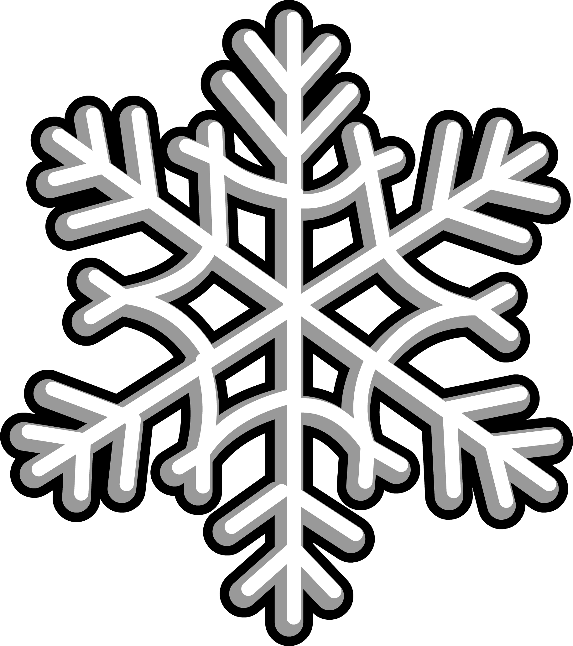 How to draw snowflake clipart png Image - Snowflake Furniture.png | Club Penguin Wiki | FANDOM powered ... png