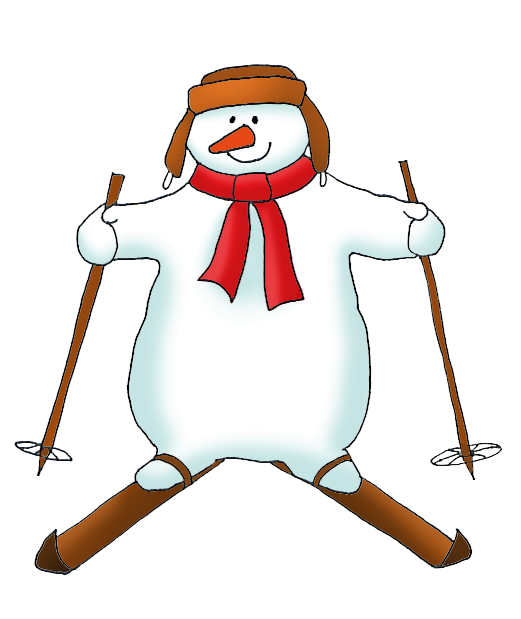 Snowflake snowman clipart clipart freeuse download Snowman Clipart clipart freeuse download