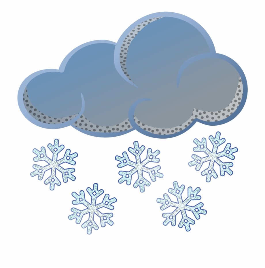 Clipart snowy clip stock Snow Clipart Transparent - Snowy Day Clipart Black And White {#30987 ... clip stock