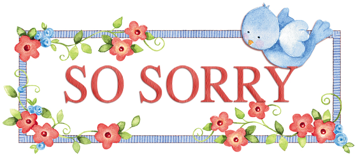 Clipart so sorry graphic transparent stock Free I\'m Sorry Cliparts, Download Free Clip Art, Free Clip Art on ... graphic transparent stock