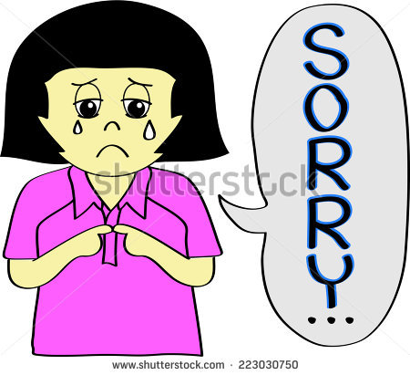 Clipart so sorry picture royalty free stock So Sorry Clipart (91 ) - Free Clipart picture royalty free stock
