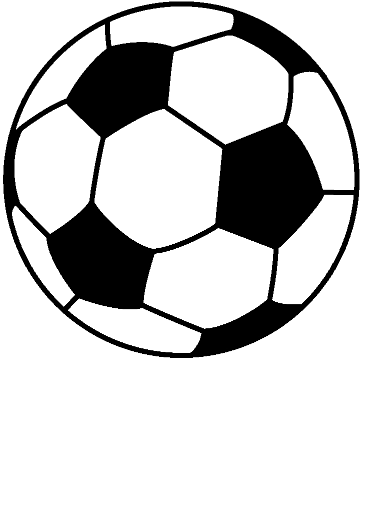 Clipart soccer ball free. Clipartfest pink