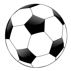 Clipart soccer ball free image royalty free download Clipart soccer ball free - ClipartFest image royalty free download