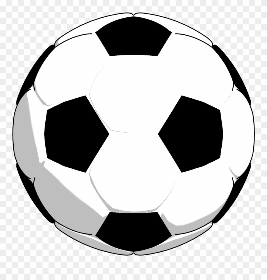 Clipart soccer pics in black and white picture library download Black White Soccer Ball Clipart Png Picture Clip Art - Soccer Ball ... picture library download