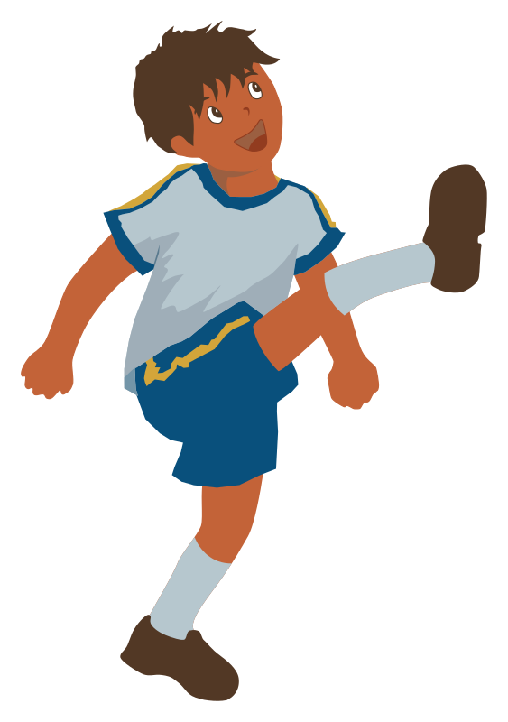 Clipart soccer player no ball clip free Free to Use & Public Domain Soccer Clip Art clip free