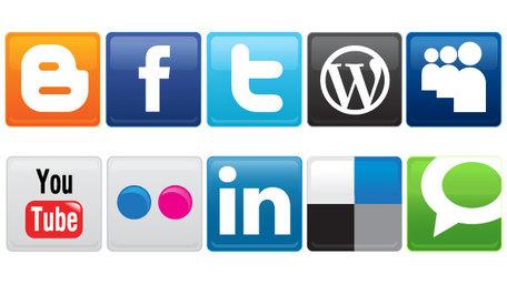 Clipartfest fdceaeca . Clipart social media icons