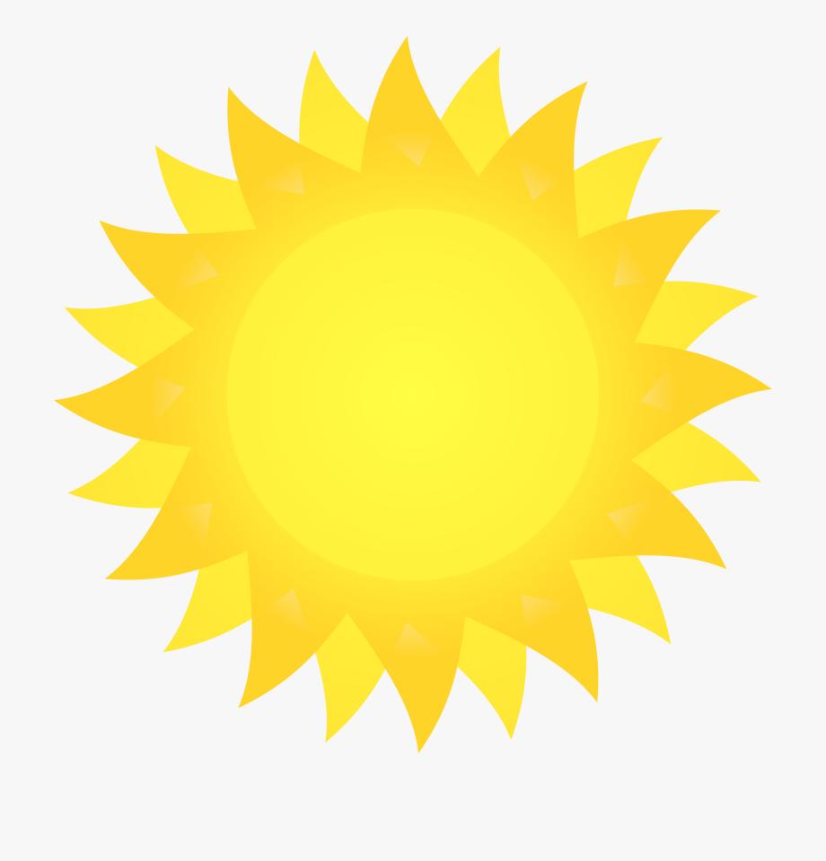 Clipart sol banner freeuse stock Sun Clipart - Imagen De Sol Brillante #285 - Free Cliparts on ... banner freeuse stock