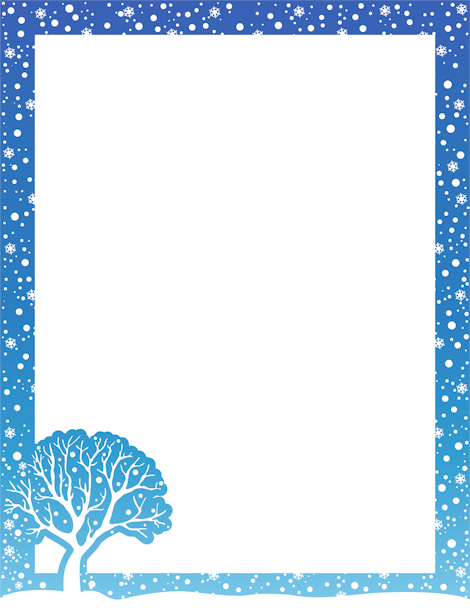 Clipart solid powder blue letterhead stationary borders svg free Pin by Muse Printables on Page Borders and Border Clip Art | Borders ... svg free