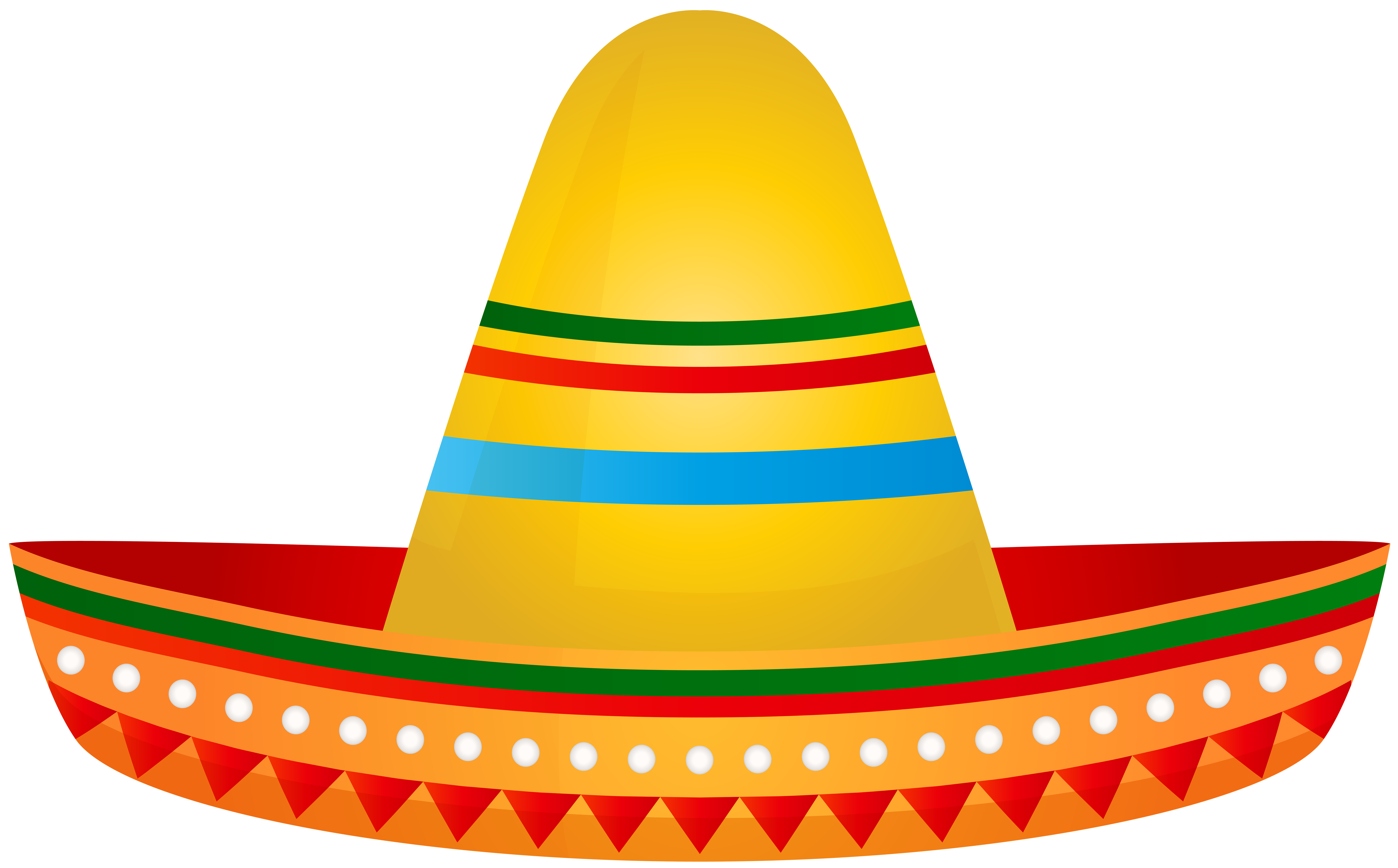 Sombrero hat clipart free stock Sombrero PNG Clip Art Image | Gallery Yopriceville - High-Quality ... free stock
