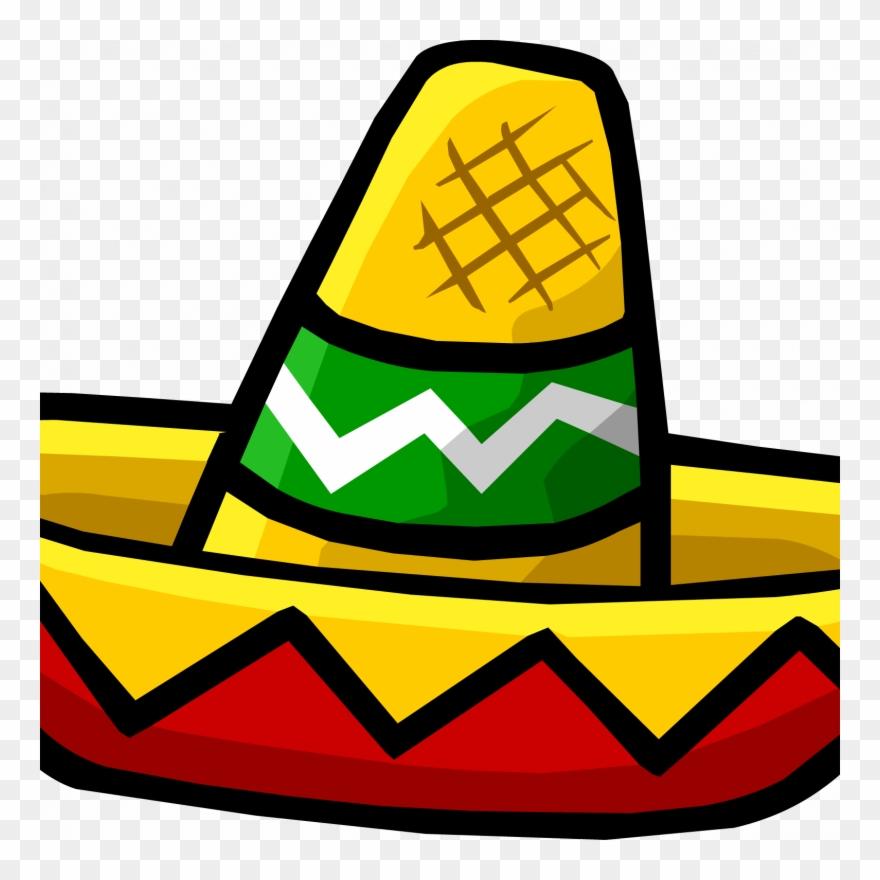 Sombrero hat clipart vector royalty free library Mini Sombrero Clipart Mexican Cuisine Sombrero Clip - Clip Art ... vector royalty free library