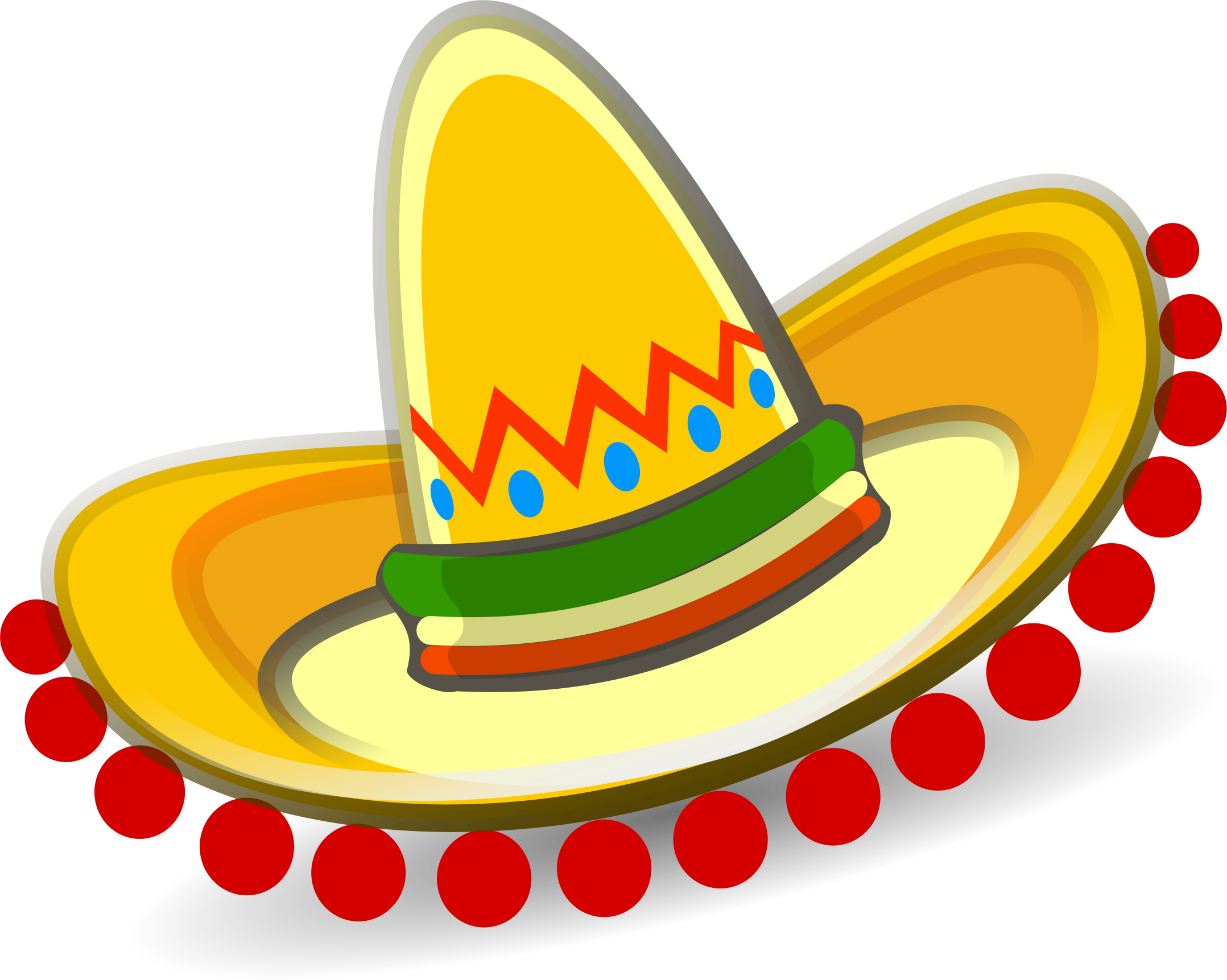 Free clipart images fiesta png free library Clipart - sombrero | Cinco De Mayo | Mexican hat, Mexican sombrero ... png free library