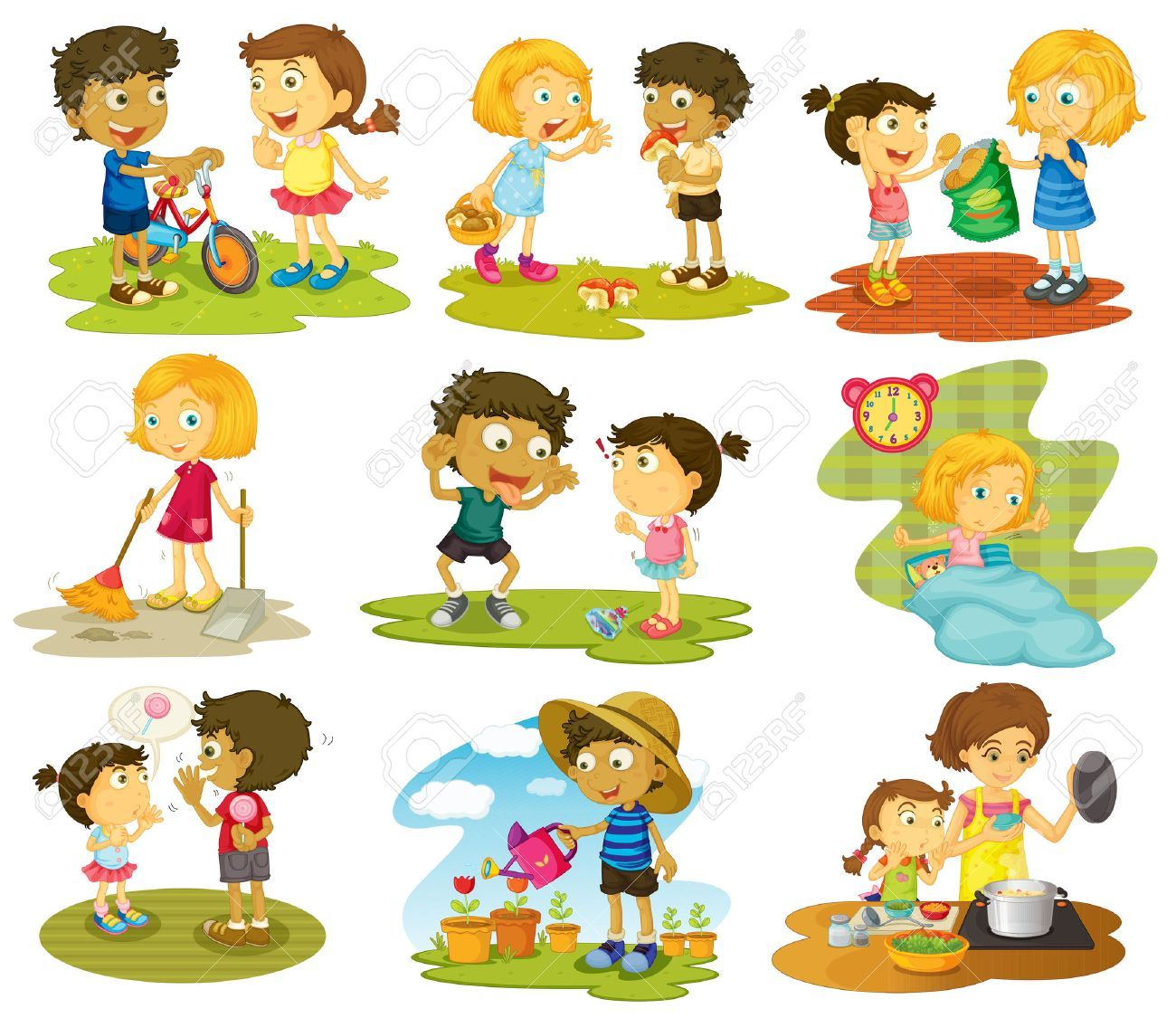 Clipart someone doing chores clipart royalty free library Child doing chores clipart 3 » Clipart Portal clipart royalty free library
