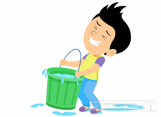 Clipart someone doing chores vector freeuse library Kids Chores Clipart | Free download best Kids Chores Clipart on ... vector freeuse library