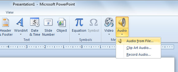 Clipart sounds for powerpoint banner library download 3 Ways to Insert Audio in PowerPoint presentations banner library download