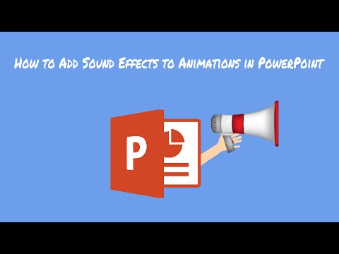 Clipart sounds for powerpoint graphic free download How to Add Sound Effects to Animations in PowerPoint - YouTube graphic free download