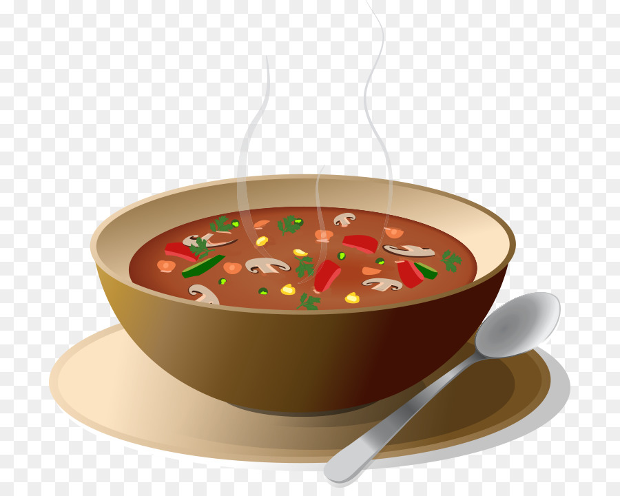 Clipart soups graphic library Tomato Cartoon clipart - Soup, Food, transparent clip art graphic library