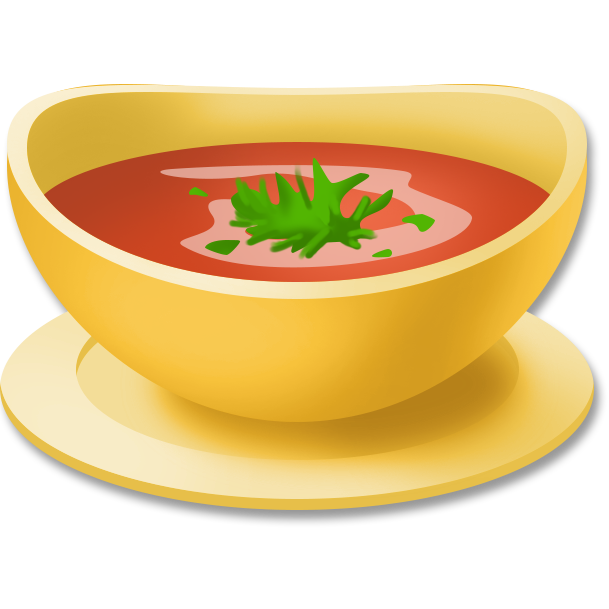 Clipart soups jpg freeuse Tomato Soup Clipart PNG Image - PurePNG   Free transparent CC0 PNG ... jpg freeuse