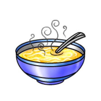 Clipart soups free Image result for chicken noodle soup clipart   Accessories in 2019 ... free