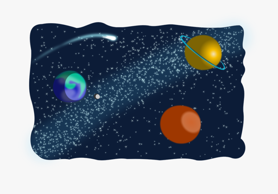 Clipart space com jpg library Planet Clipart - Galaxy Outer Space Clipart #31791 - Free Cliparts ... jpg library
