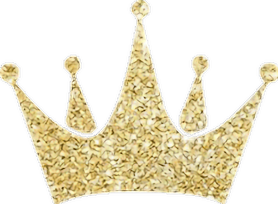 Sparkling gold crown clipart vector freeuse stock Crown clip art gold glitter FREE for download on rpelm vector freeuse stock