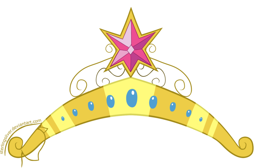 Twilight Sparkle - Element of Harmony Crown by sterlingsilver on ... graphic transparent stock