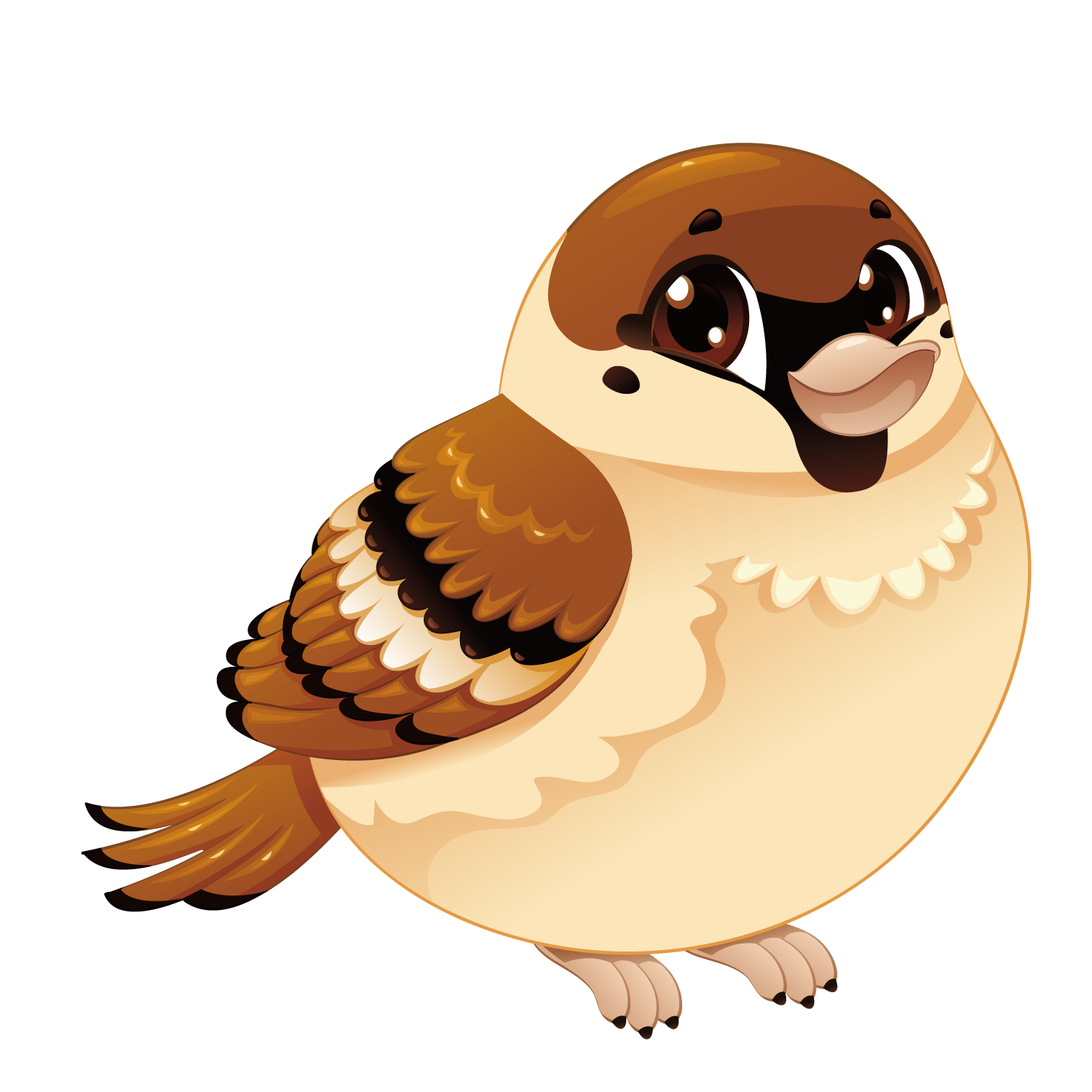 Clipart sparrows black and white download PNG Sector: Sparrow PNG Picture Clipart - Sparrow PNG image ... black and white download