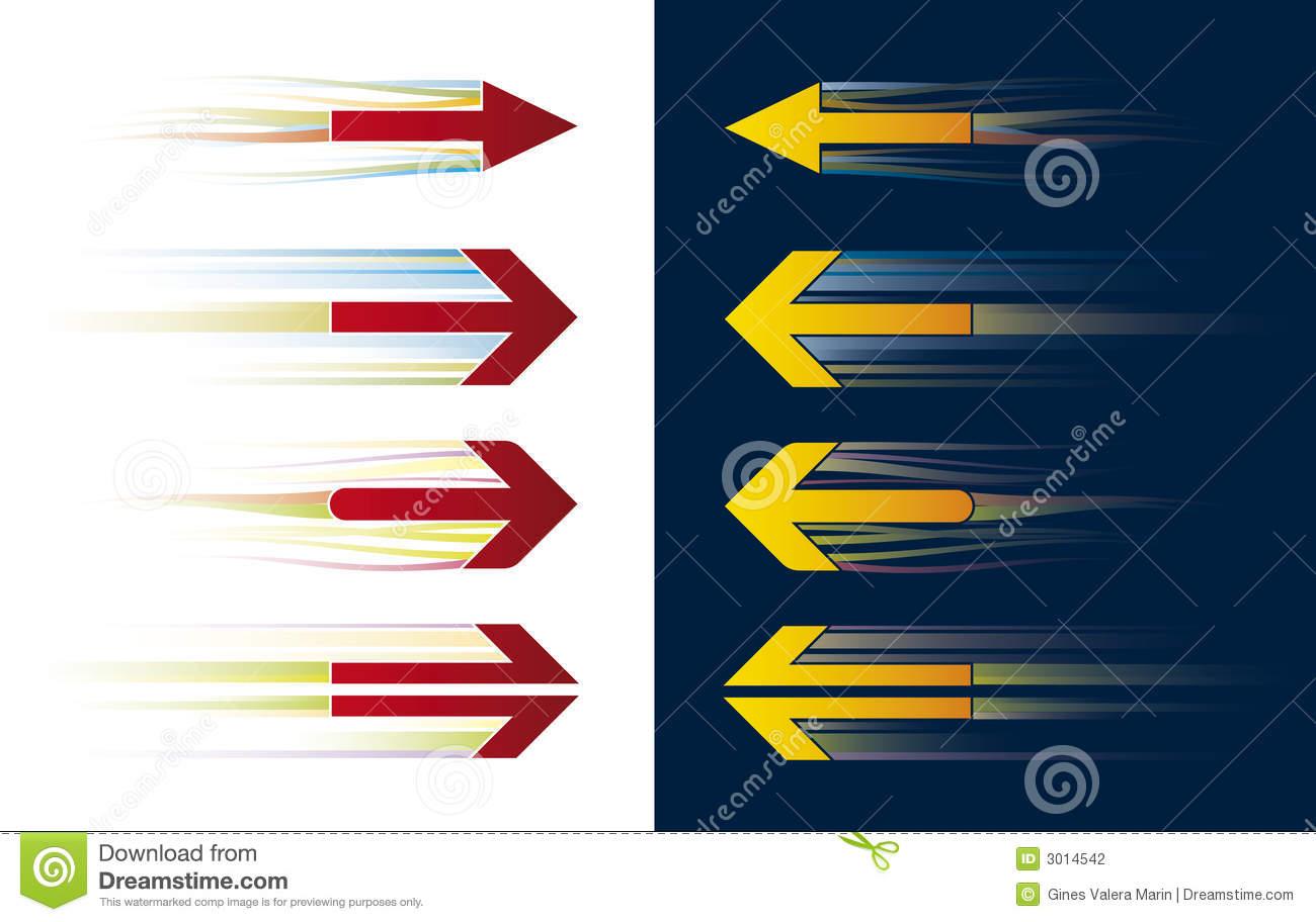 Clipart speed arrow. Clipartfest arrows vector