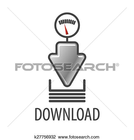 Clipart speed arrow clip art library Clipart of vector logo arrow for download from the speed sensor ... clip art library