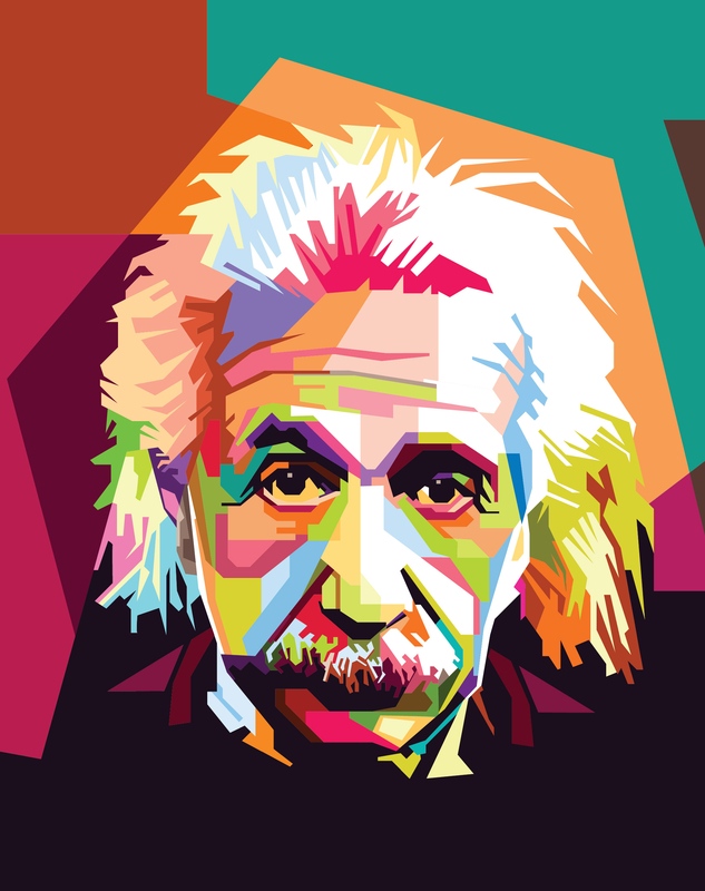 Clipart spend time with einstein transparent stock 15 Albert Einstein Quotes That Can Help You Be More Like Him   Forty One transparent stock