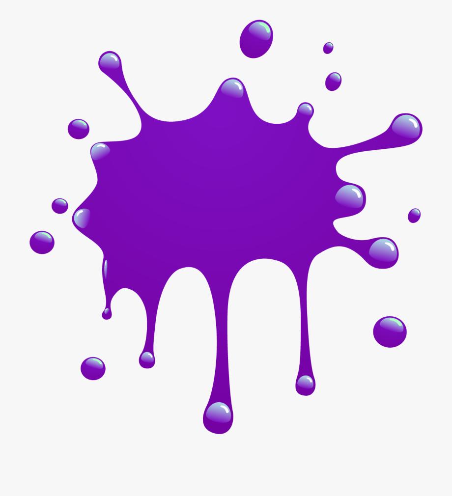 Splatter clipart transparent image freeuse stock Clip Art Paint Splatter - Paint Splash Clipart , Transparent Cartoon ... image freeuse stock
