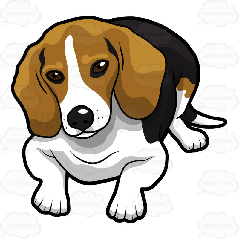 Clipart spoiled beagle jpg freeuse download Collection of Beagle clipart | Free download best Beagle clipart on ... jpg freeuse download