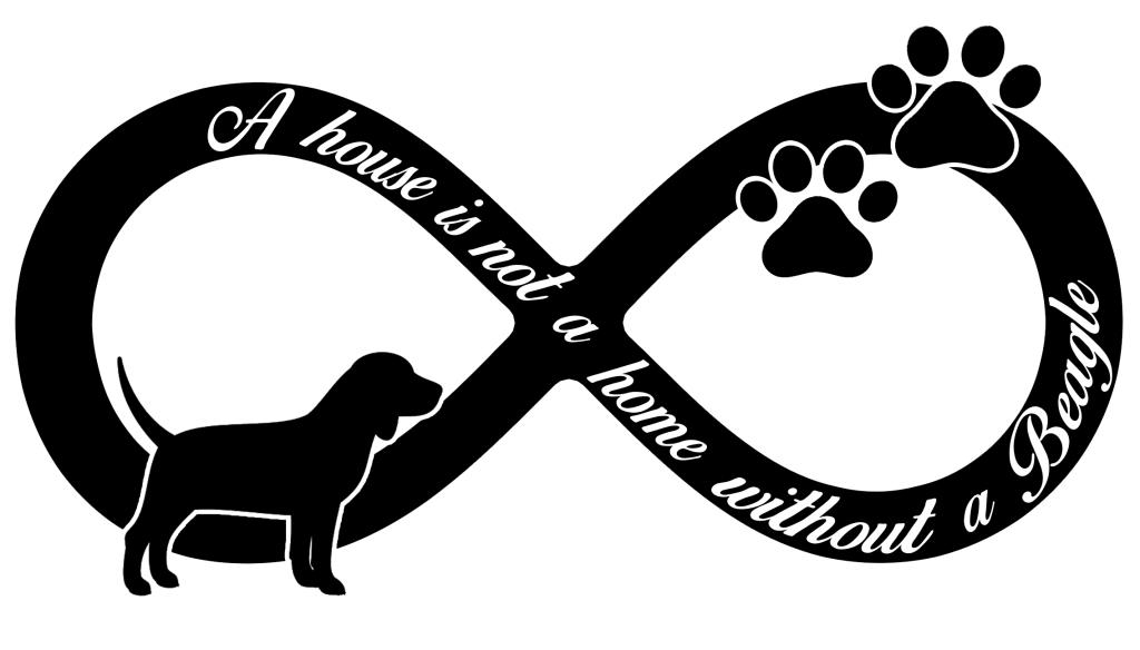 Clipart spoiled beagle stock Free Beagle SVG File | Cutter Files I have | Shih tzu, Beagle, Svg file stock