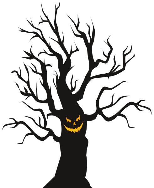 Clipart spooky tree image royalty free library Spooky Tree Cliparts | Free download best Spooky Tree Cliparts on ... image royalty free library