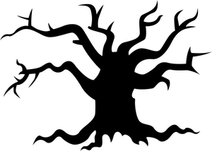 Clipart spooky tree clip art free download Spooky Tree Clipart | Free Images at Clker.com - vector clip art ... clip art free download