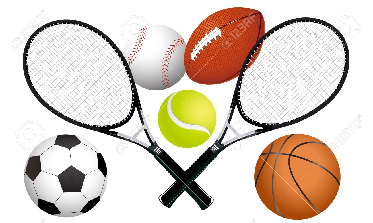 Clipart sports equipment free 53+ Sports Equipment Clipart | ClipartLook free