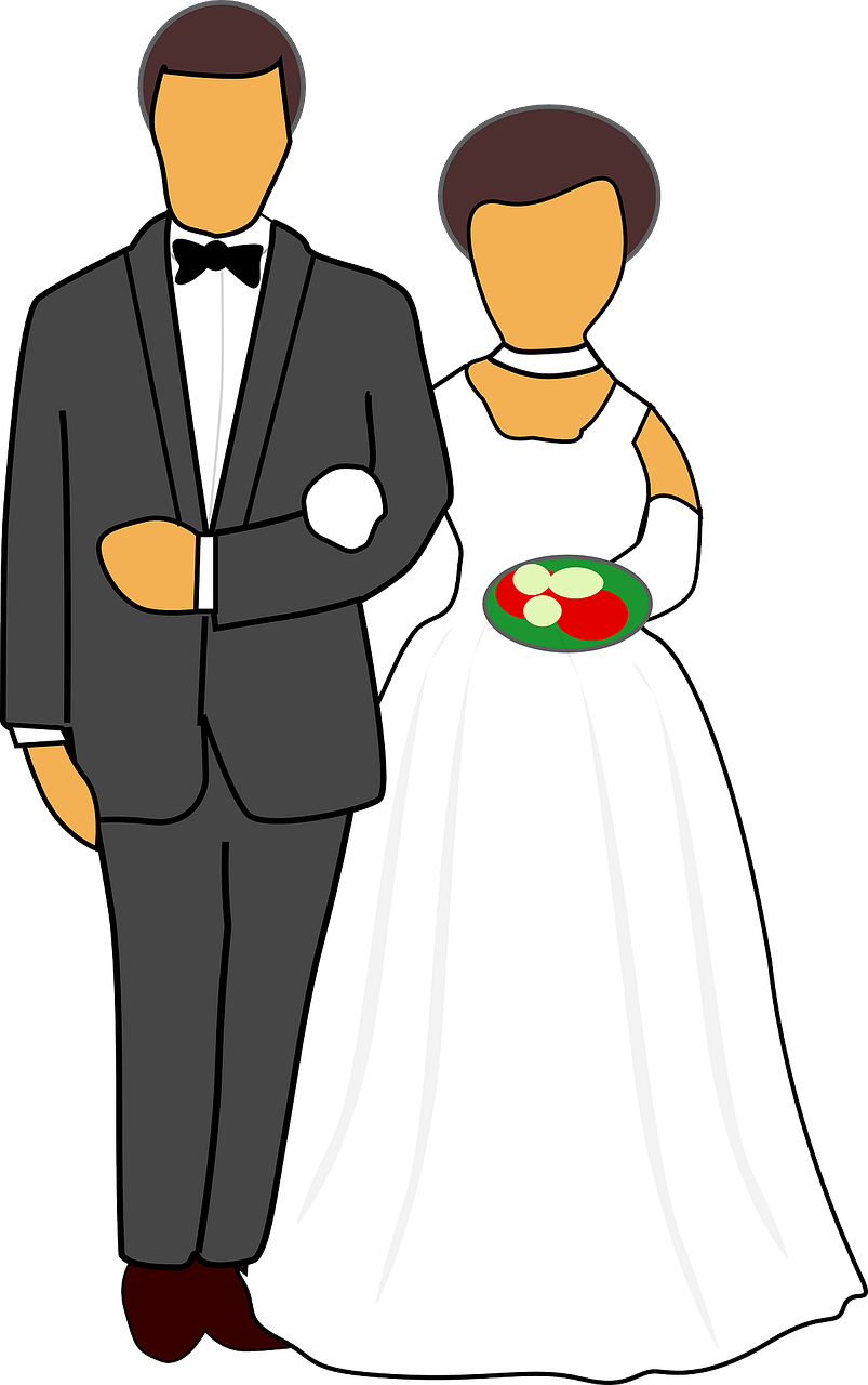 Clipart spouse clip library download Wedding, Married, Couple, Wedding, Husband, Wife #wedding, #married ... clip library download