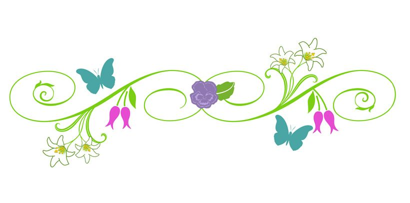 Spring clipart border graphic royalty free download 9 Best Images of Spring Clip Art Borders - Spring Flowers Page ... graphic royalty free download