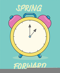 Clipart spring forward svg transparent stock Spring Forward Time Change Clipart | Free Images at Clker.com ... svg transparent stock