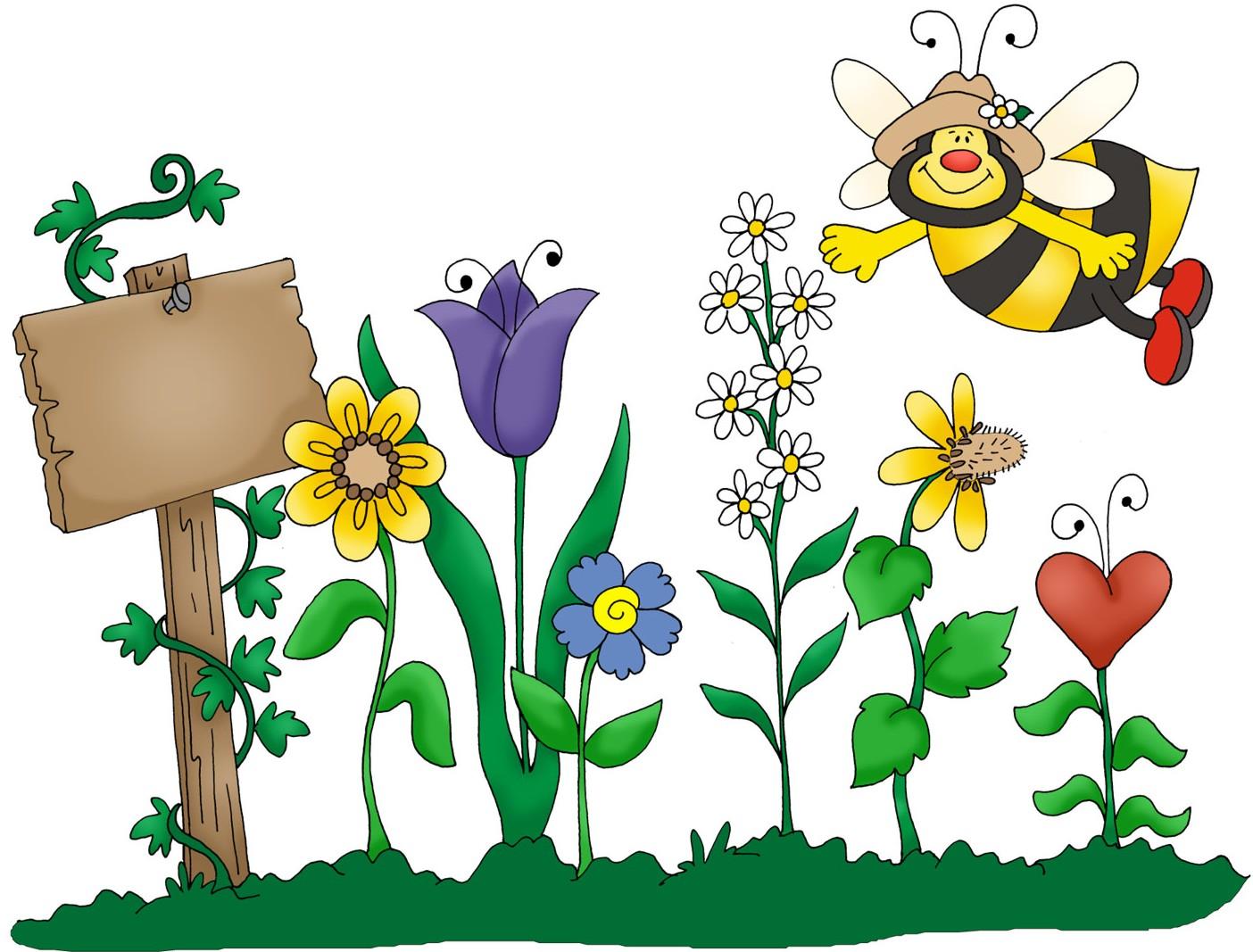 Bienvenidos free clipart png download 57+ Garden Clipart | ClipartLook png download