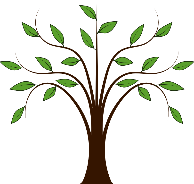 Clipart spring tree clip Spring Trees Clipart | Clipart Panda - Free Clipart Images clip