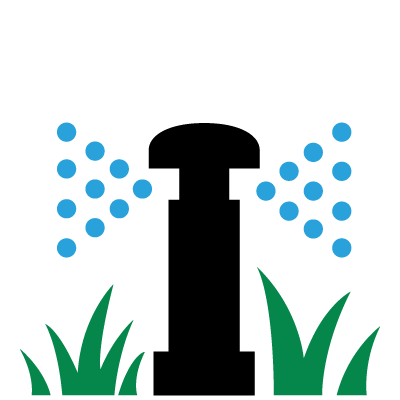 Clipart sprinklers image freeuse lawn-clipart-garden-sprinkler-5 – Cowboy Lawn and Sprinkler image freeuse