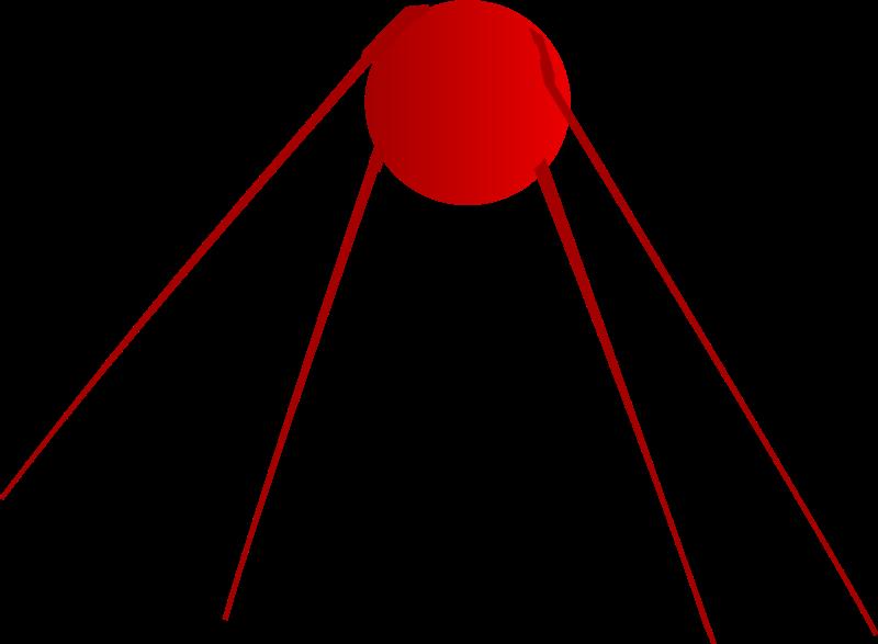 Clipart sputnik image download Free Clipart: Sputnik | fzap image download