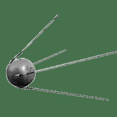 Clipart sputnik clip art royalty free stock Sputnik First Satellite transparent PNG - StickPNG clip art royalty free stock