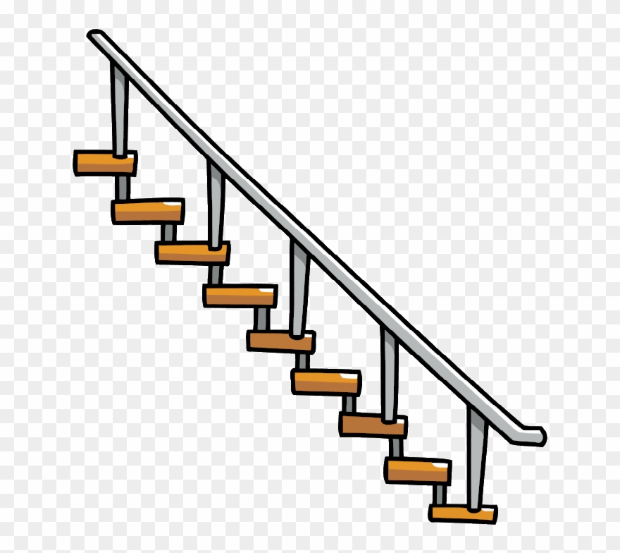 Stairs clipart vector library stock Staircase Vector Transparent - Stairs Transparent Png Clipart ... vector library stock