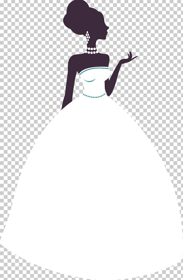 Clipart standing women dress black and white salon vector free library Gown White Shoulder Black Pattern PNG, Clipart, Beautiful, Beauty ... vector free library