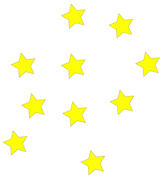 Star border clipart black and white clip black and white stock Image of Star Border Clipart #11248, Star Clusters Border Clip Art ... clip black and white stock