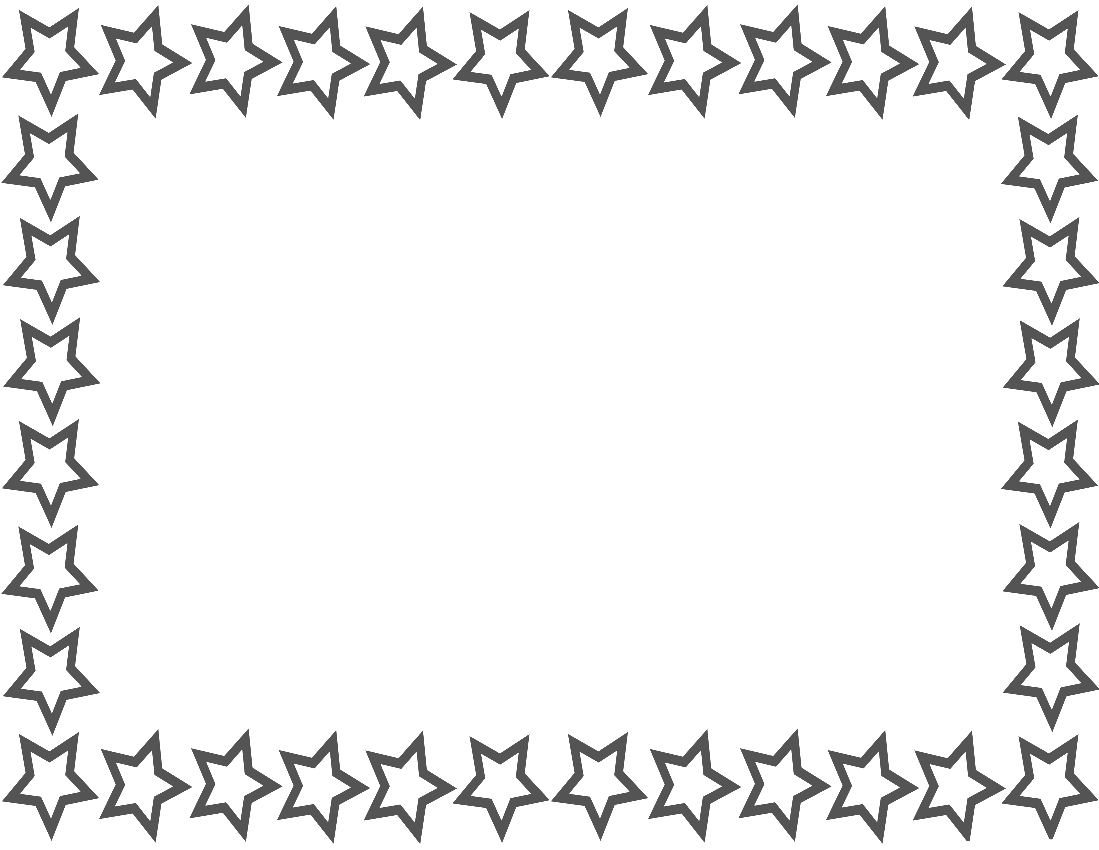Star border clipart black and white svg royalty free star border page navy - /page_frames/star_border ... svg royalty free