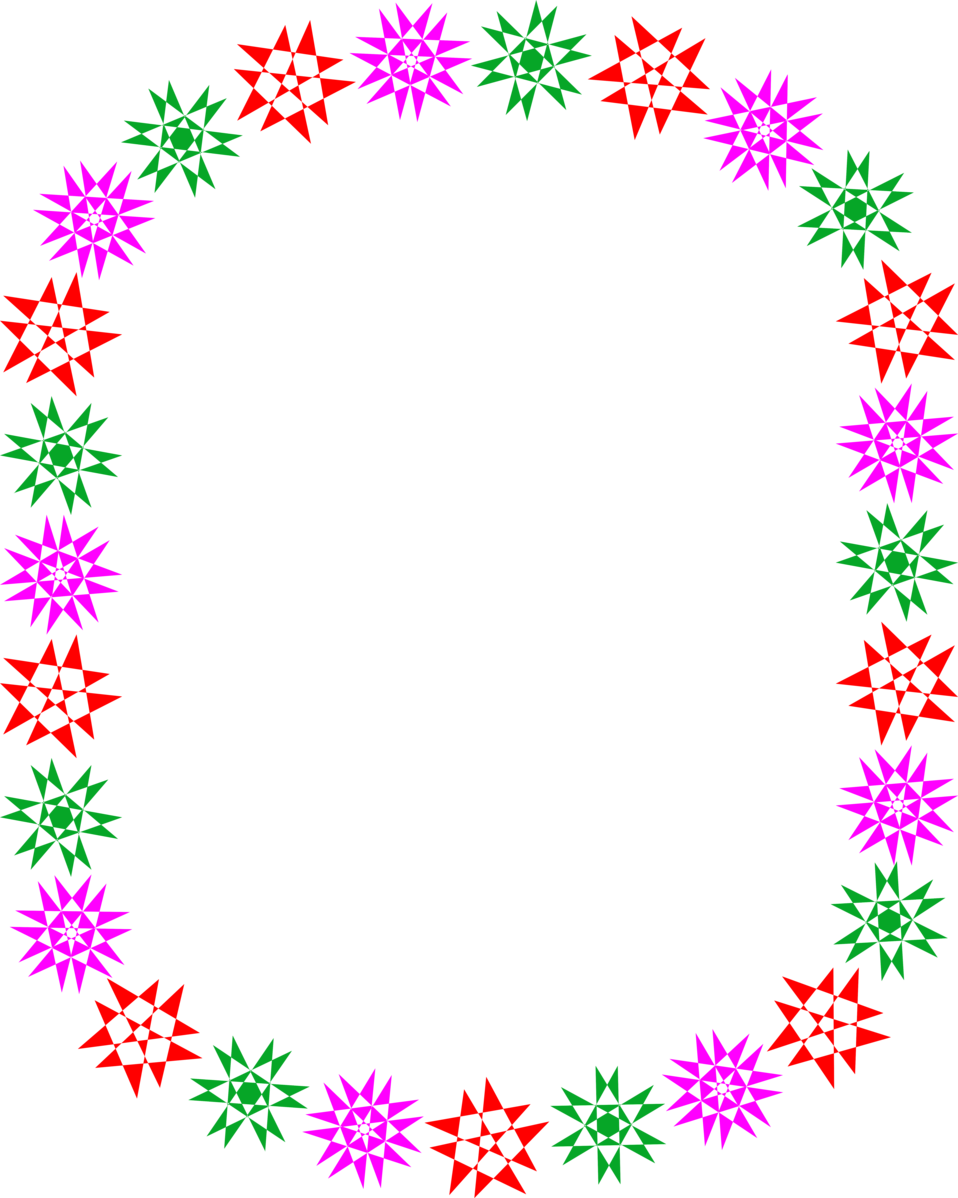 Star shaped frame clipart vector free download Border | Free Stock Photo | Illustration of a blank frame border of ... vector free download